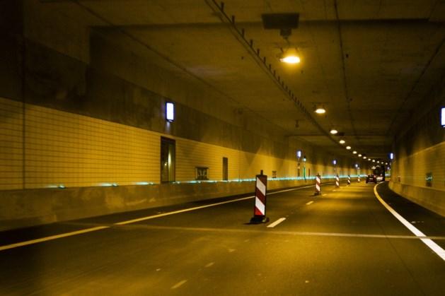 Oefening en onderhoud: Roertunnel uren dicht