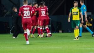 Fortuna-VVV: van duel beslist naar op zijn kop in vier minuten