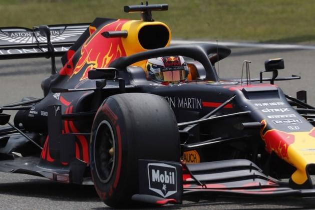 Verstappen net buiten podium  in saaie 1000ste Grand Prix