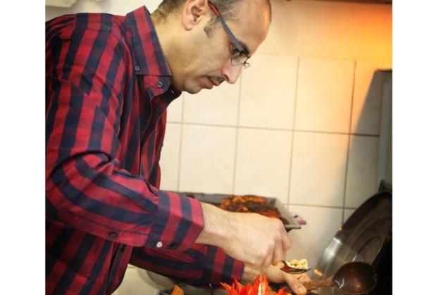Een gerecht van Safwan om de zintuigen te prikkelen
