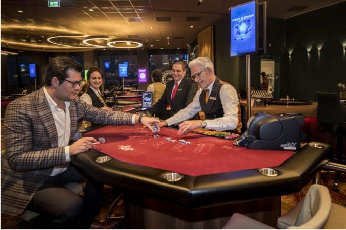 Mimmo gaat niet alleen naar het casino om zo veel mogelijk te winnen