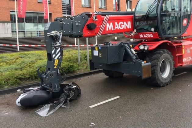 Taakstraf en rijontzegging voor kraanwagenchauffeur na dodelijk ongeluk