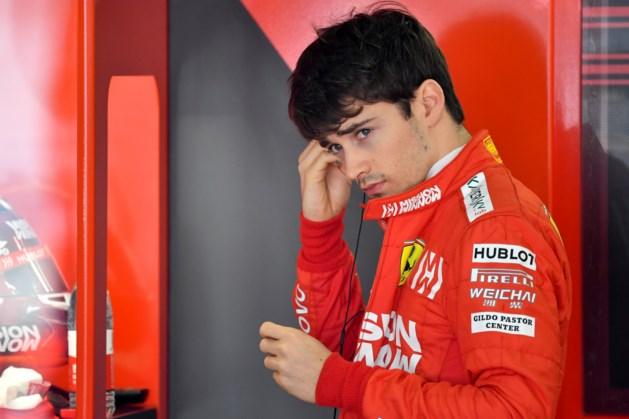 Brandstof #3: 'Ferrari hield Leclerc bewust uit de buurt van Vettel'