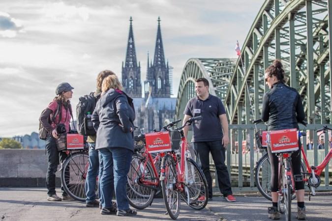 Ontdek Keulen per fiets: 'De meest on-Duitse stad van Duitsland'