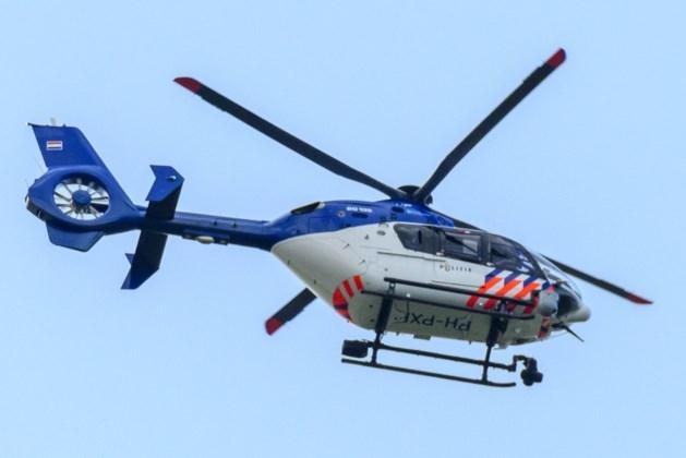 Vrouw (18) verkracht in bosjes in Heusden, zoekactie met helikopter