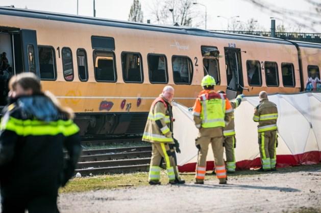 Fatale treinexplosie veroorzaakt door vuurwerkbommen