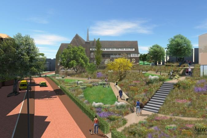 Timpaanterrein in Gulpen wordt ingericht als terrassenpark