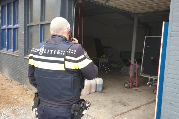 Politie treft drugslab aan in woonwijk Kerkrade