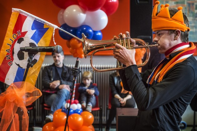 Sport en muziek hoofdingrediënten van Koningsdag