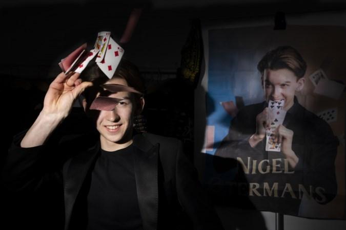 Jonge goochelaar droomt van Las Vegas