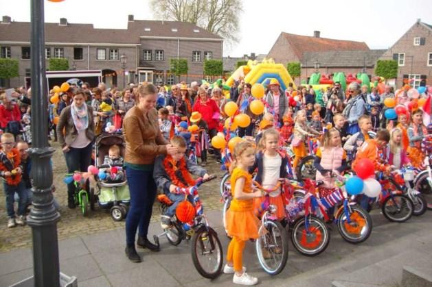 Stichting Kinderfeesten Baarlo blaast Koningsdag nieuw leven in