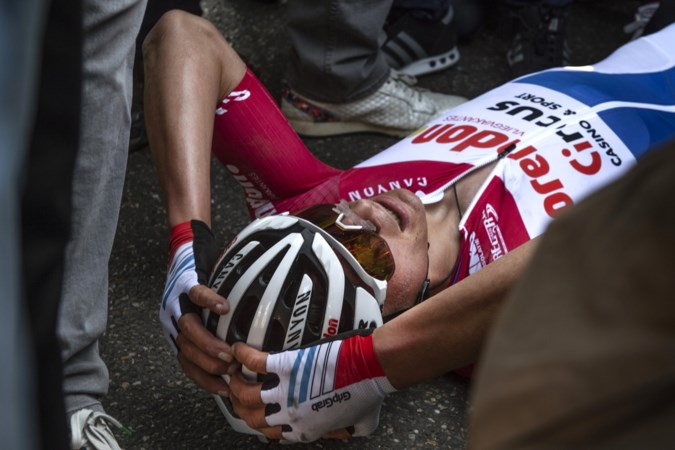 Hemelbestormer Van der Poel: 'Voor het eerst kan ik niet geloven wat er gebeurd is'