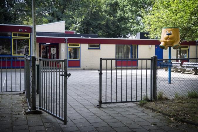 Voorlopig alleen tijdelijke lokalen bij school Merkelbeek