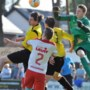 Volharding verrast buurman SSS'18 in voetbalderby
