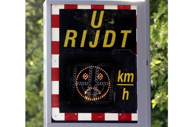 Snelheidslimiet N276 verlaagd naar 50 kilometer per uur