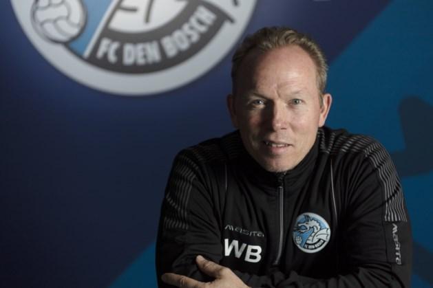 Limburgse trainer Wil Boessen ontslagen bij Den Bosch