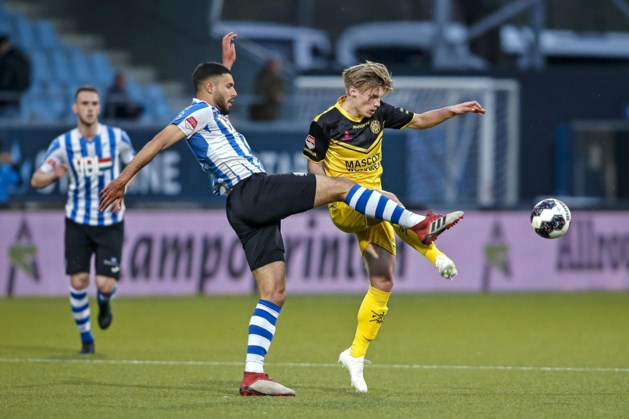 Roda-verdediger Dijkhuizen voor twee duels geschorst