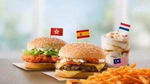 Amerikanen kunnen 'stroepwoffel-flurry' gaan bestellen bij Mc-Donald's