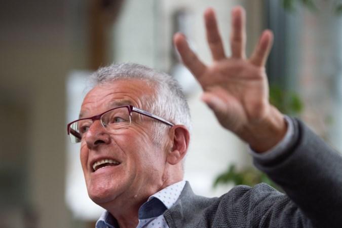 Sef Vergoossen: 'Bij VVV heb ik wel eens een kachel in tweeën getrapt'
