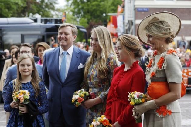 Koninklijke familie aangekomen in Amersfoort
