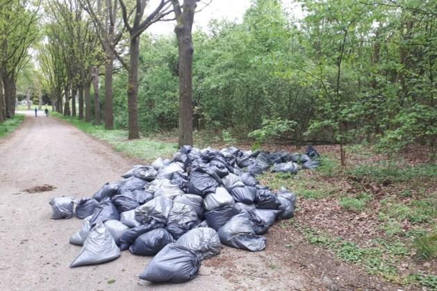 Grote hoeveelheid drugsafval gedumpt in Landgraaf