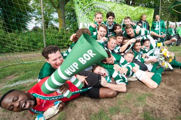 Achttien jaar wachten nu beloond voor voetbalclub Born