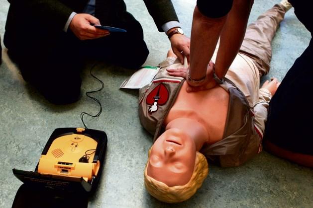 Bergen verdubbelt aantal AED's in openbare ruimte