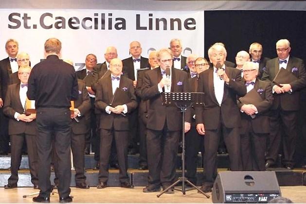 Mannenkoor Linne verzorgt voorjaarsconcert
