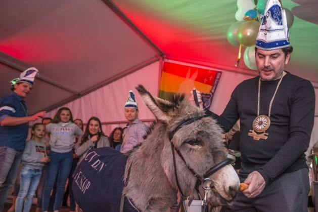 Voorzitter carnavalsvereniging Dun Ezelskop stopt na commotie over jubileumprins