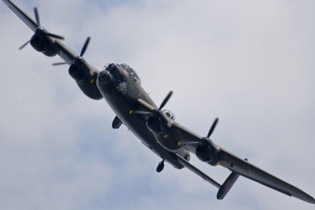 Flypasts Lancaster bommenwerper in Limburg gaan niet door