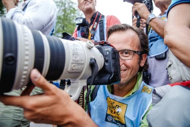 'One-man-band' George Deswijzen is verknocht aan fotograferen en wielrennen