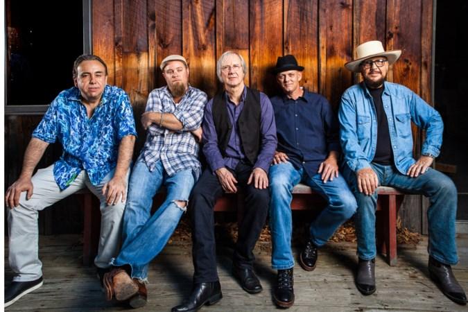 Legendarische groep The Band herleeft op festival Moulin Blues