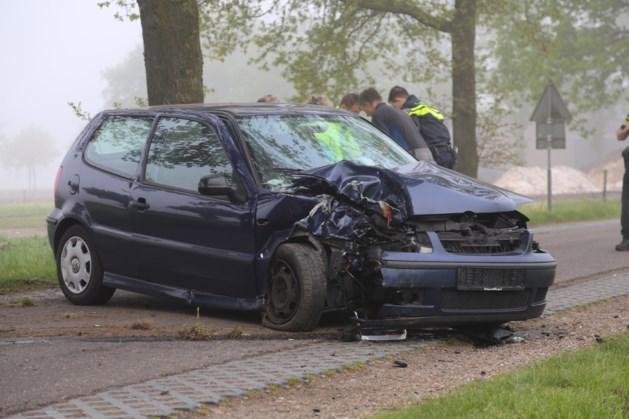 Vrouw gewond bij ongeluk in Heythuysen