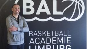 Nieuwe voorzitter legt lat hoger voor Basketball Academie Limburg