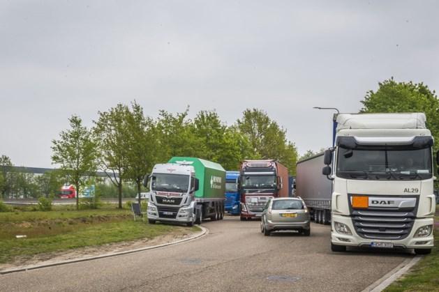 'Drones tegen parkeeroverlast vrachtwagens in Venlo'