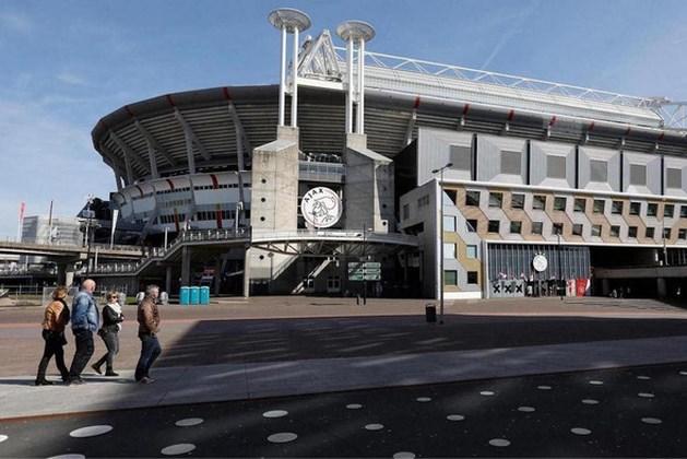 Ajax: bedreigingen van harde kern tegen media onacceptabel