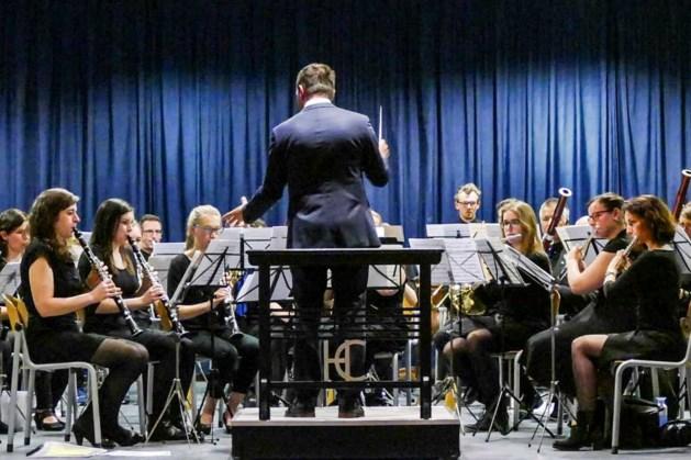 Harmonie Crescendo verzorgt muzikaal dankjewel aan donateurs