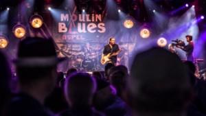 Regen en kou op 34ste editie van Moulin Blues