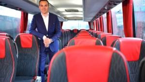 De volgende halte van busbedrijf Spauwen ligt in China