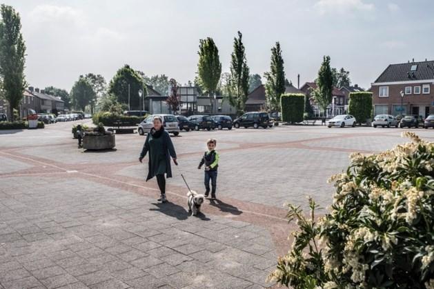 Eindelijk nieuw leven voor doods plein in Milsbeek