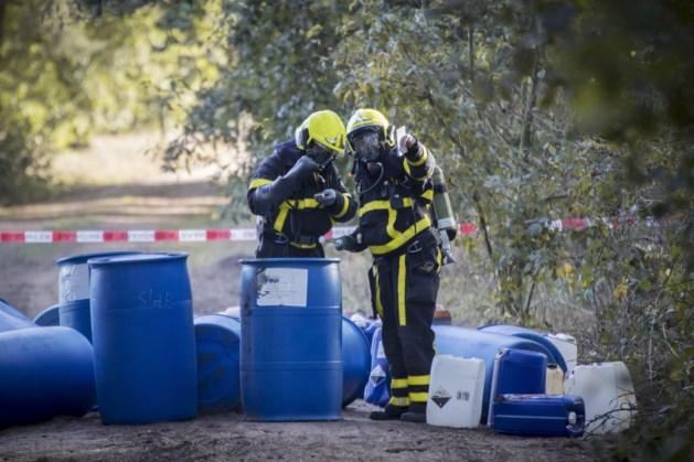 Twintig procent van alle drugsdumpingen in Limburg