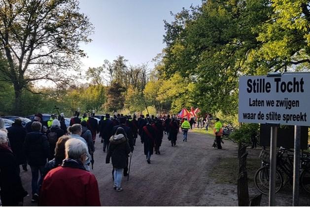 Dodenherdenking Vught verstoord door 'Allahu Akbar'-kreten: 'Waarschijnlijk vanuit PI'