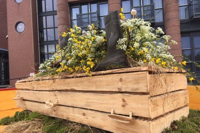 Je kunt met legoblokjes je eigen kerkhof bouwen