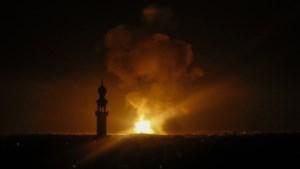 Zeker zeven doden door aanvallen Gaza en Israël