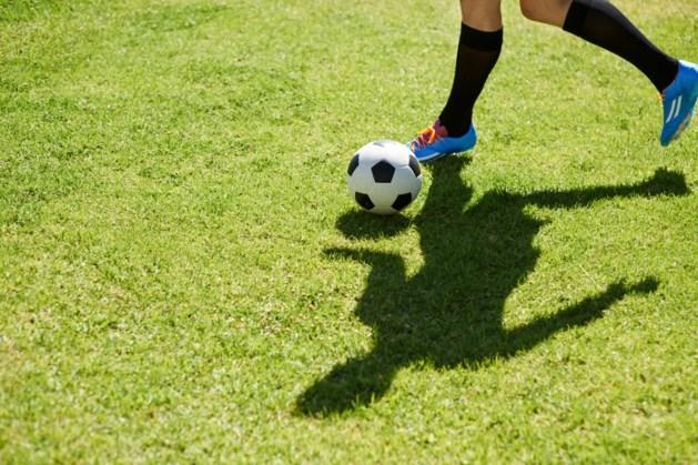 Voetballers Geusselt Sport winnen spannende derby van Eijsden