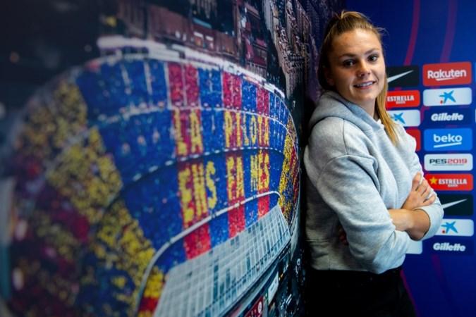 Lieke Martens thuis in Barcelona: 'Het hele leven is gepland'