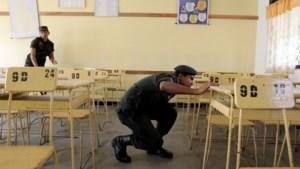 Schoolklassen Sri Lanka blijven leeg uit angst voor aanslagen