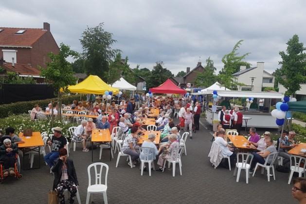 Zorginstelling Koraal houdt buurtfeest bij St Anna