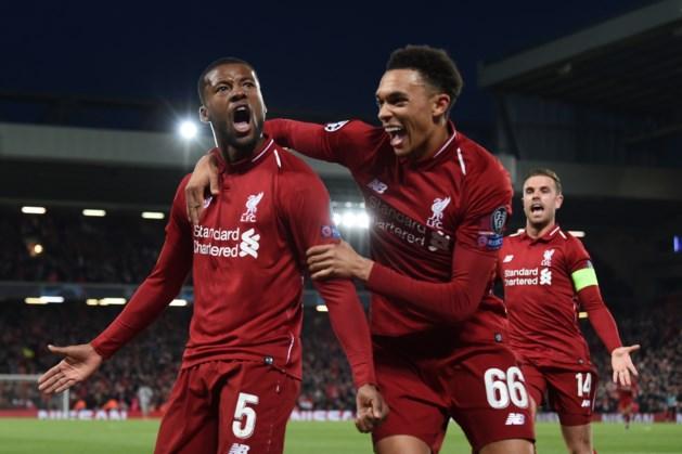 Liverpool bereikt finale Champions League na wonderbaarlijke comeback