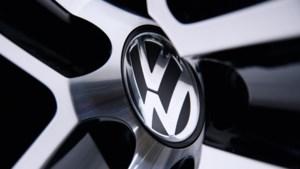 Volkswagen levert minder auto's af